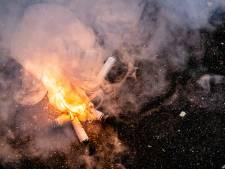 Vuurwerk als signaal dat een nieuwe lading drugs is gearriveerd? Politie: 'Verband niet aangetoond'
