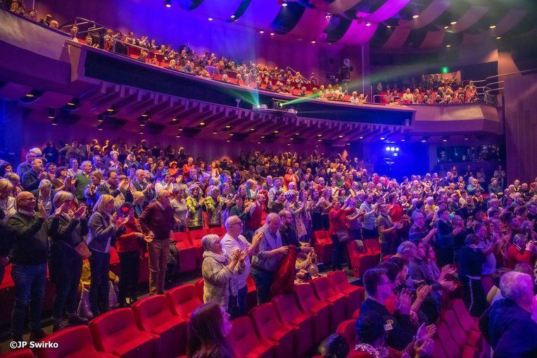 Carnavalsraadszitting Aalst 2020.