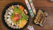 Restorecensie: heerlijke Japanse sushigerechten bij Hanasaki in Lummen