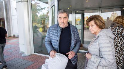 Eddy Merckx is weer thuis