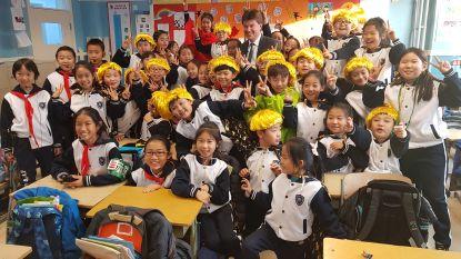Meer en meer Chinezen leren Nederlands