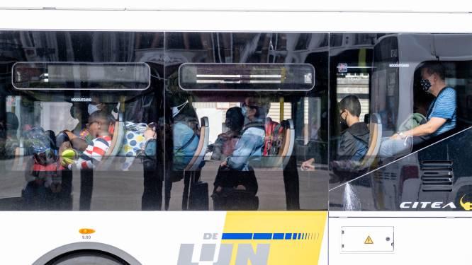 Verkeersagressie tegen buschauffeur in Oostdorpstraat