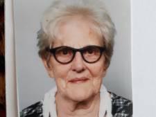 Zorgen om vermiste Ciska Kapteijns (83) uit Den Bosch