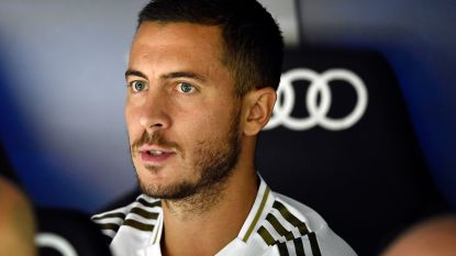 Hazard en Courtois rusten, Real Madrid alleen leider