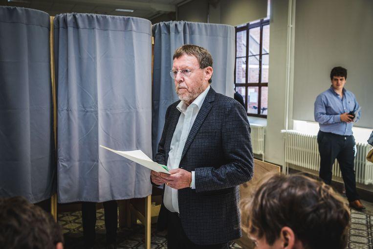 Bracke bij de verkiezingen van 14 oktober.