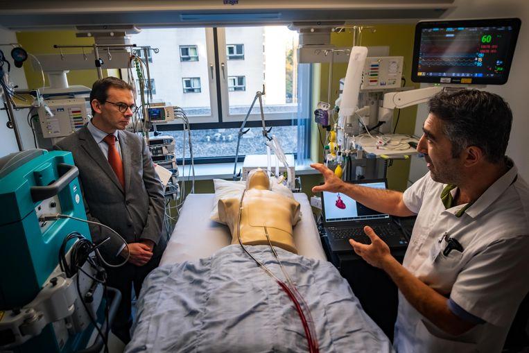 Nooit eerder kreeg een niet-universitair ziekenhuis in Vlaanderen deze erkenning.