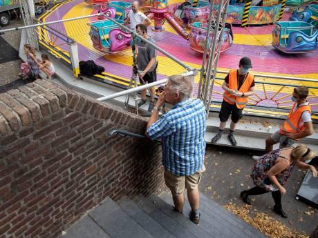 Filmopnames in Oirschot voor 'Ferry': Figurant naast Frank Lammers en Elise Schaap