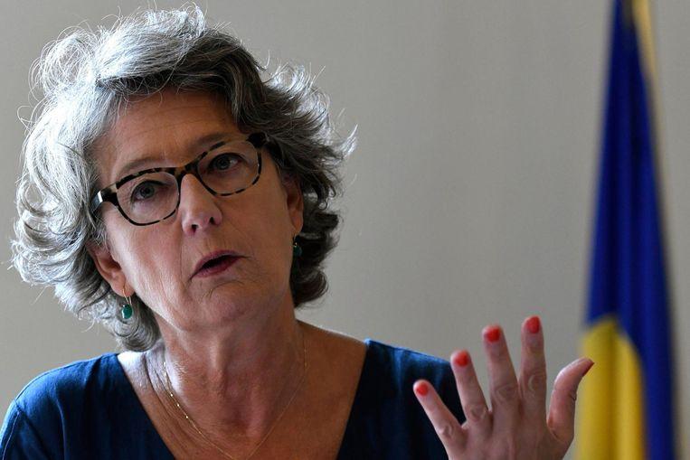Ook het Brussels Ecolo-parlementslid Evelyne Huytebroeck steunt het initiatief.