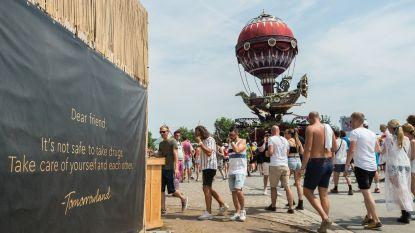 Vaststellingen van drugshandel op festivals verdubbeld op vier jaar tijd