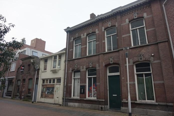 Telegraafstraat (vlnr) panden 7,5 en 3.