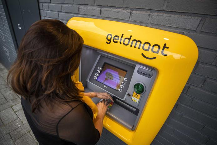 In Soest werd donderdag de eerste Geldmaat geopend