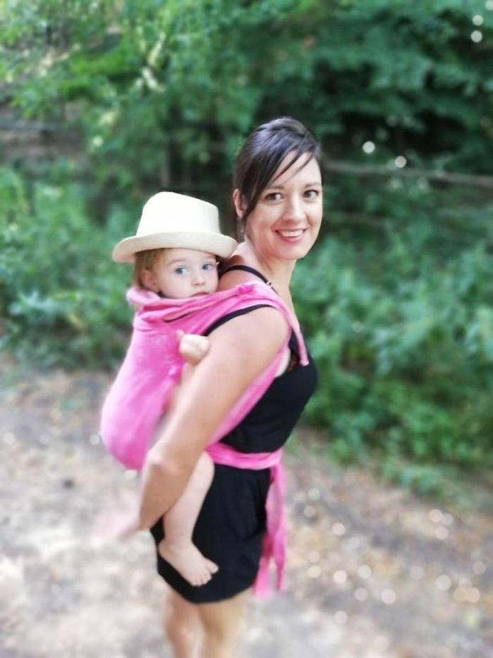 Christine Achten is 36 en studeert ergotherapie.