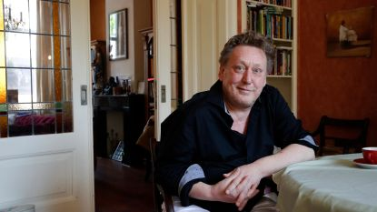 """Geert Kimpen, de broer van Sonja, is een onbekend maar succesvol schrijver: """"Madonna heeft me gezegd dat ze van mijn boek heeft genoten"""""""