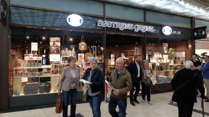 Stadsfeestzaal verwelkomt Deense winkelketen