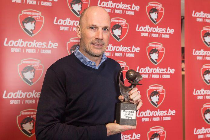 Récompensé en 2018 et en 2019, Philippe Clement postule pour un troisième sacre de rang.