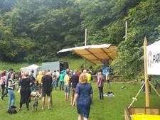 Zomerfestival Parkopen heeft last van wisselvallig weer