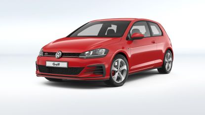 VW Golf blijft populairste auto