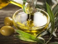 Opgelucht dat ik olijfolietechnisch weer een paar weken vooruit kon