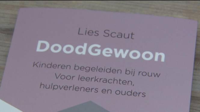 'Doodgewoon': boek over rouwen als kind