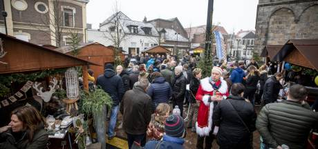 Oldenzaal hele weekend in kerstsferen: aantal kramen verdrievoudigd