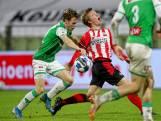 Samenvatting | Jong PSV wint bij hekkensluiter FC Dordrecht