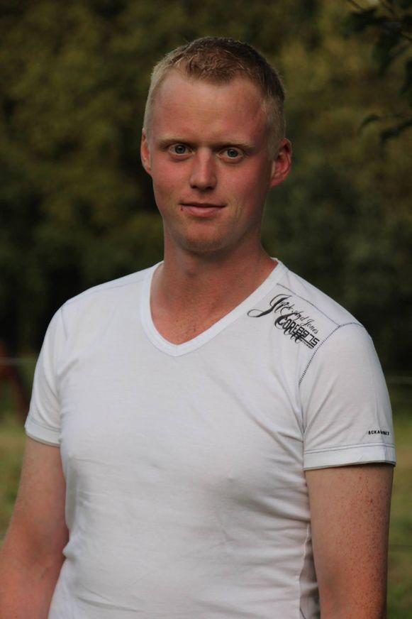 Slachtoffer Peter Bruynseels.