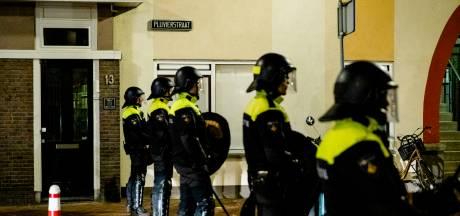 19 aanhoudingen in onrustig Den Haag, onder wie drie jongens (11, 12 en 13) met molotovcocktail