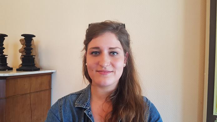 Adeline Blancquaert (Vlaams Belang).