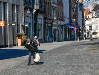 """Winkeliers in stadscentra kreunen mee onder sluiting horeca: """"Overheid moet helpen, anders wordt dit groot debacle"""""""