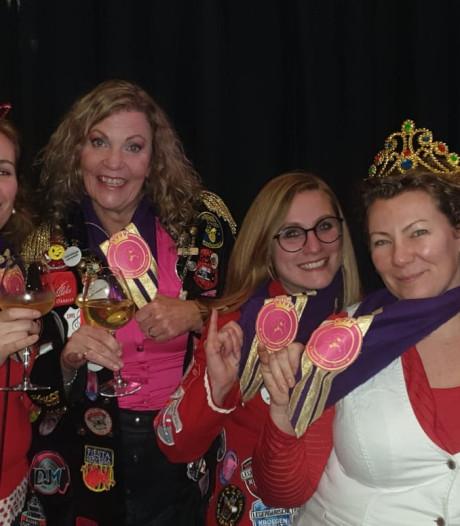 Koninginnen van Döllekesgat: 'Tijd voor een prinses carnaval in Oisterwijk'