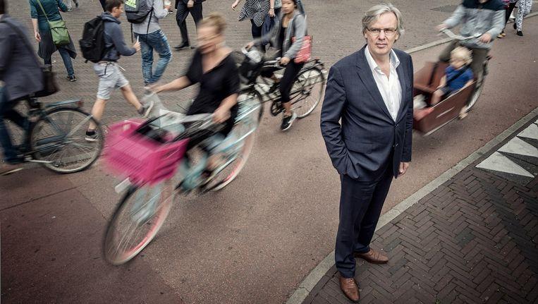 Arre Zuurmond: 'Als ombudsman heb ik drie rollen.' Beeld Martin Dijkstra