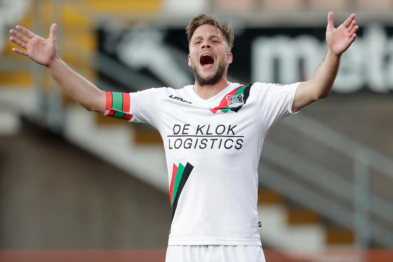 Joey van den Berg.