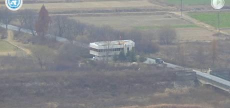 Noord-Koreaanse overloper wordt beschoten, maar overleeft vlucht