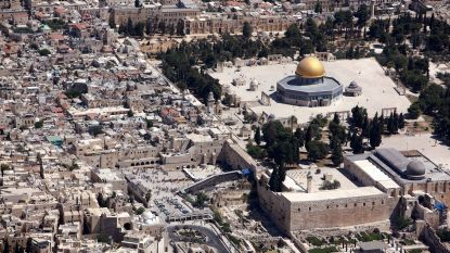"""Amerikaans plan legt hoofdstad Palestijnse staat in Oost-Jeruzalem"""