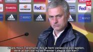 Donderwolk Mourinho wil niet over Tielemans praten met onze videoman
