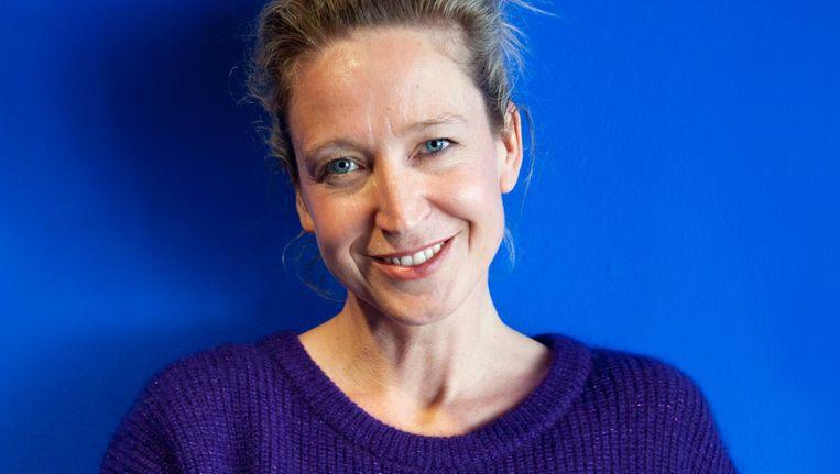 Cath Luyten: 'Ik speelde als kind graag met Lego en Nederland ziet er ook een beetje zo uit.' Beeld Cindy Baar