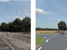 Nog geen rotonde op druk kruispunt in Lieshout