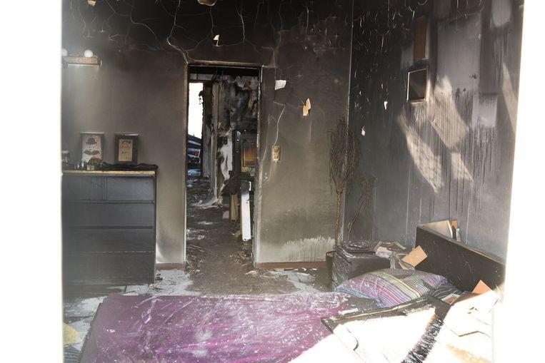 Anderlecht Puccinistraat 4 gewonden, appartement onbewoonbaar