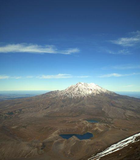 Nieuw-Zeelandse vulkaan staat op uitbarsten