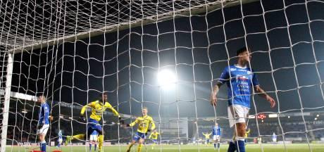 Geen nieuw record voor FC Den Bosch, wel gedeeld koploper: 'Serie kon niet tot mei duren'