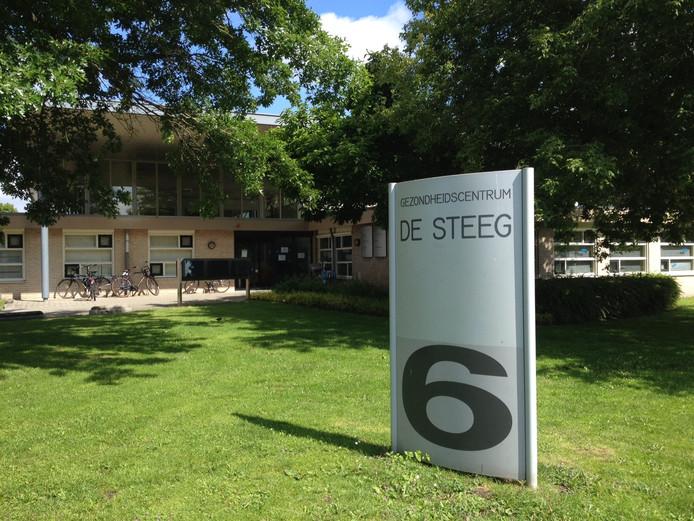 Achter het Gezondheidscentrum Steeg 6 in Schijndel zijn twee moderne operatiekamers gebouwd.