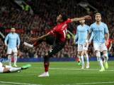 Zo verliep de derby van Manchester!