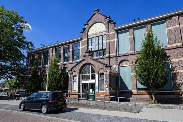 De Franciscusschool aan de Lyceumstraat was in het verleden eigendom van de toenmalige Antoniusparochie.