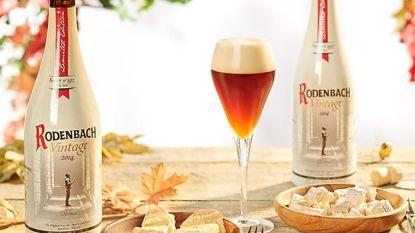 Rodenbach Vintage verkozen tot lekkerste zure bier ter wereld