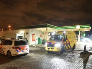 Steekpartij nabij Utrechts tankstation: twee gewonden, een aanhouding