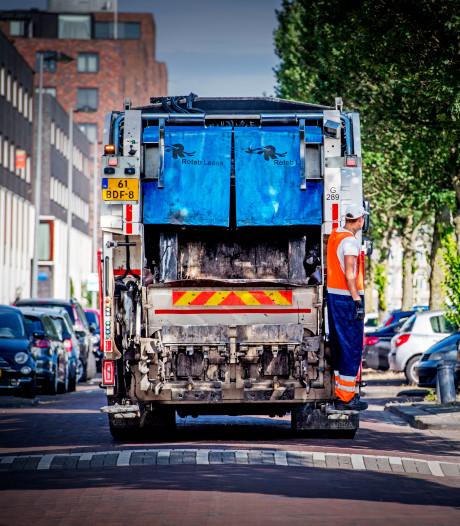 Afval inzamelen? Gemeenten werken niet samen