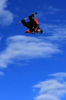 Snowboarder Van der Velden geplaatst voor Spelen
