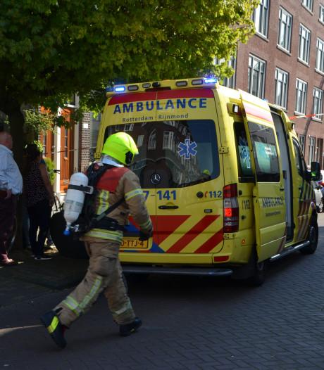 Alle brandweerlieden blusactie Zuidhoek uit ziekenhuis