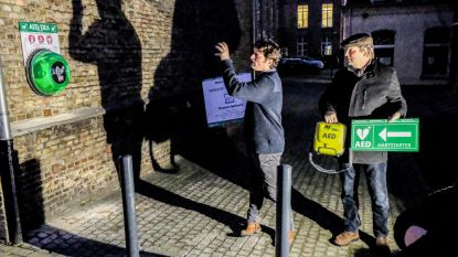 Op site Sint-Jozef hangt voortaan ook een 'hartstarter'