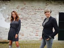 Model Rosanne Jager showt op Facebook: Klinkhamer Mode hangt uitgekozen outfit klaar om te passen in Westerhaar